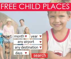 Tui free child places finder
