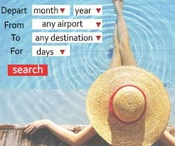 Tui Sensatori Holidays Search